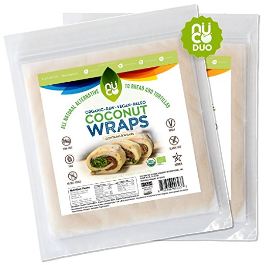 Coconut Wraps