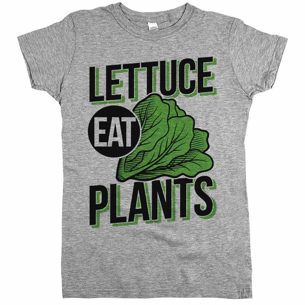 Lettuce Eat Plants Tee