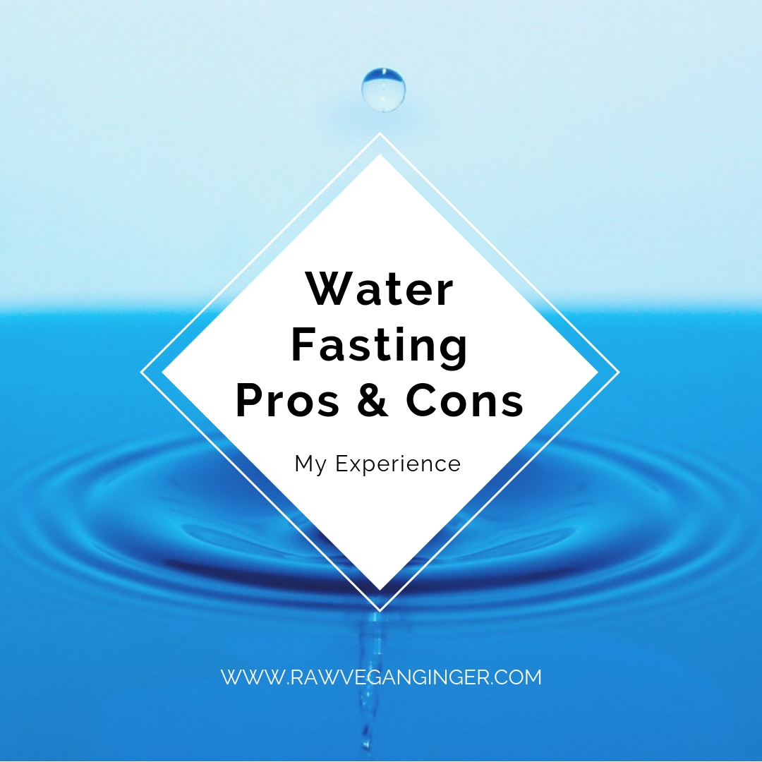 Pros & Cons to Water Fasting