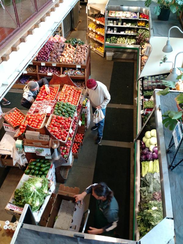 Ocean Beach People's Organic Co-op Market