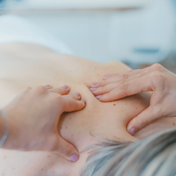 Deep Tissue or Relaxation - Your choice based on what you need, presently.