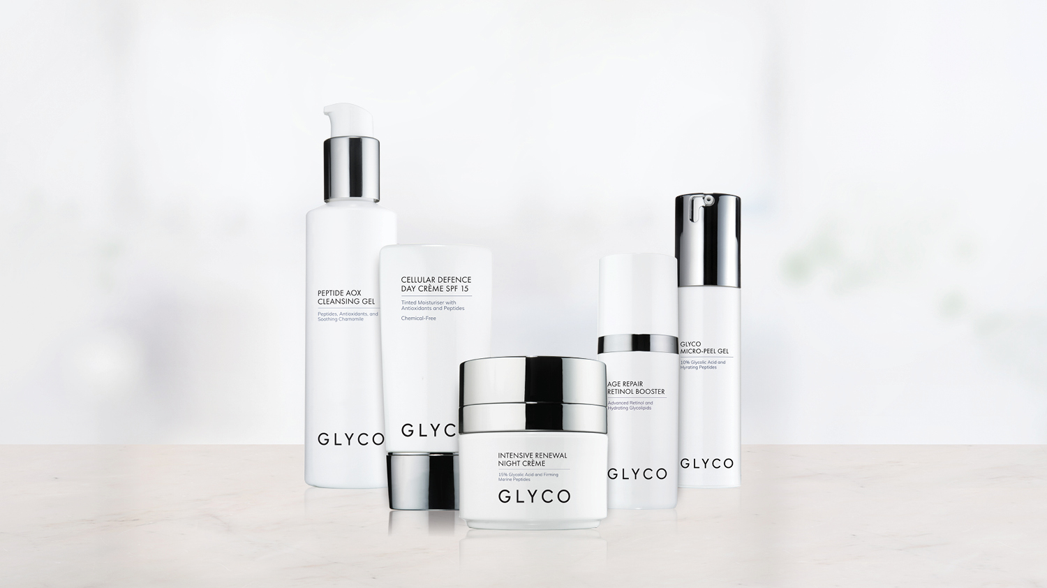 GLYCO Skincare    VIEW PROJECT