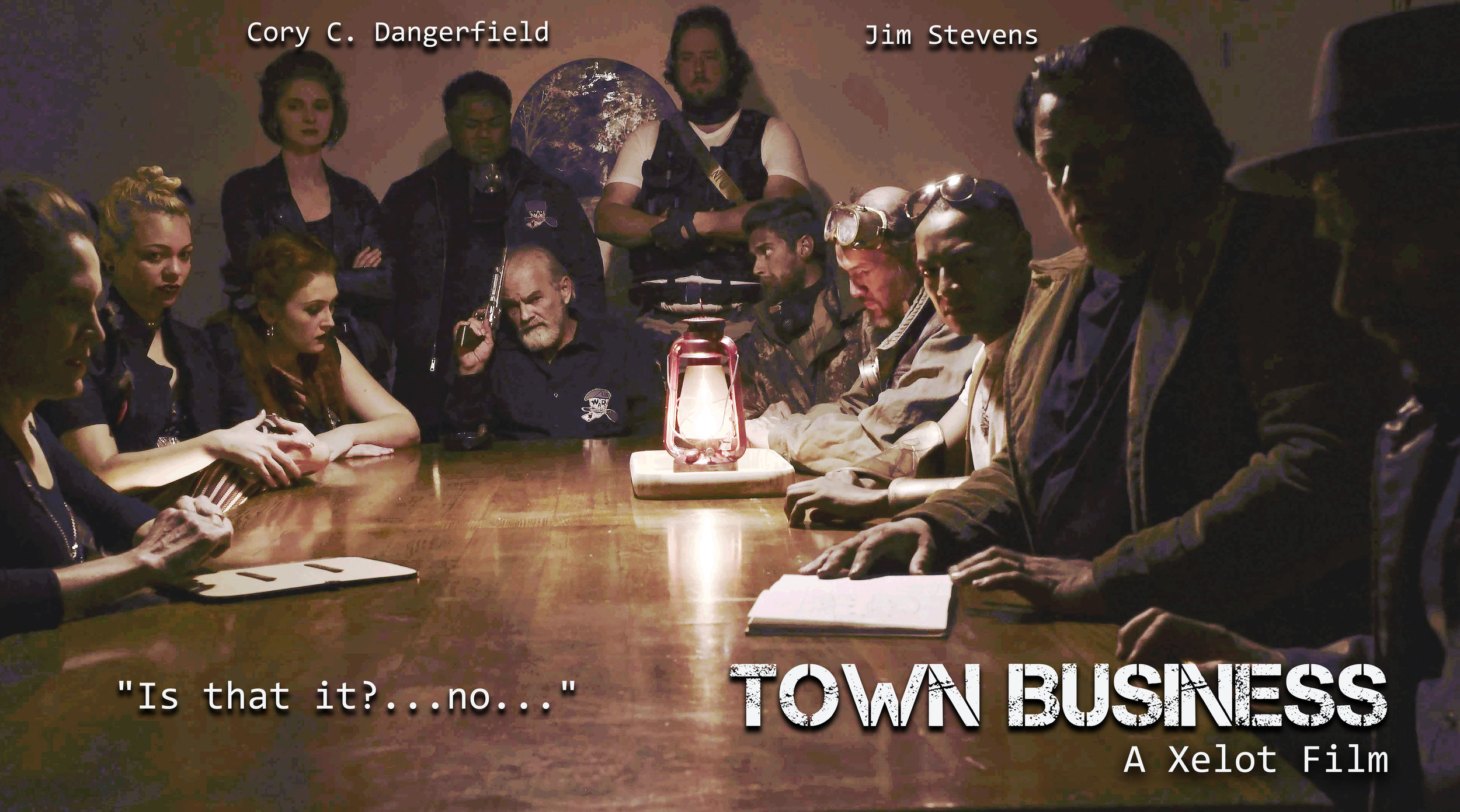 Town Business(2017)