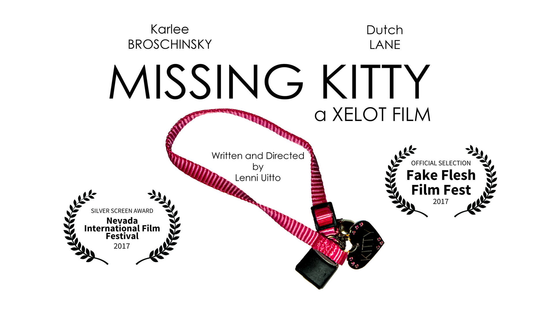 Missing Kitty(2017)   Short Film Competition -  Silver Screen Award  - Nevada International Film Festival( 2017 )  Awarded  Best Actress Under 18 Years Old at Utah Film Awards(2018) Official Selection of Port Orchard Film Festival(2018) Official Selection of Fake Flesh Film Fest( 2017 ) Nominated Best Short Made in Utah at Utah Film Awards(2018) Nominated Best Makeup at Utah Film Awards(2018) Nominated Best Supporting Actress at Utah Film Awards(2018) Nominated Best Supporting Actor at Utah Film Awards(2018)