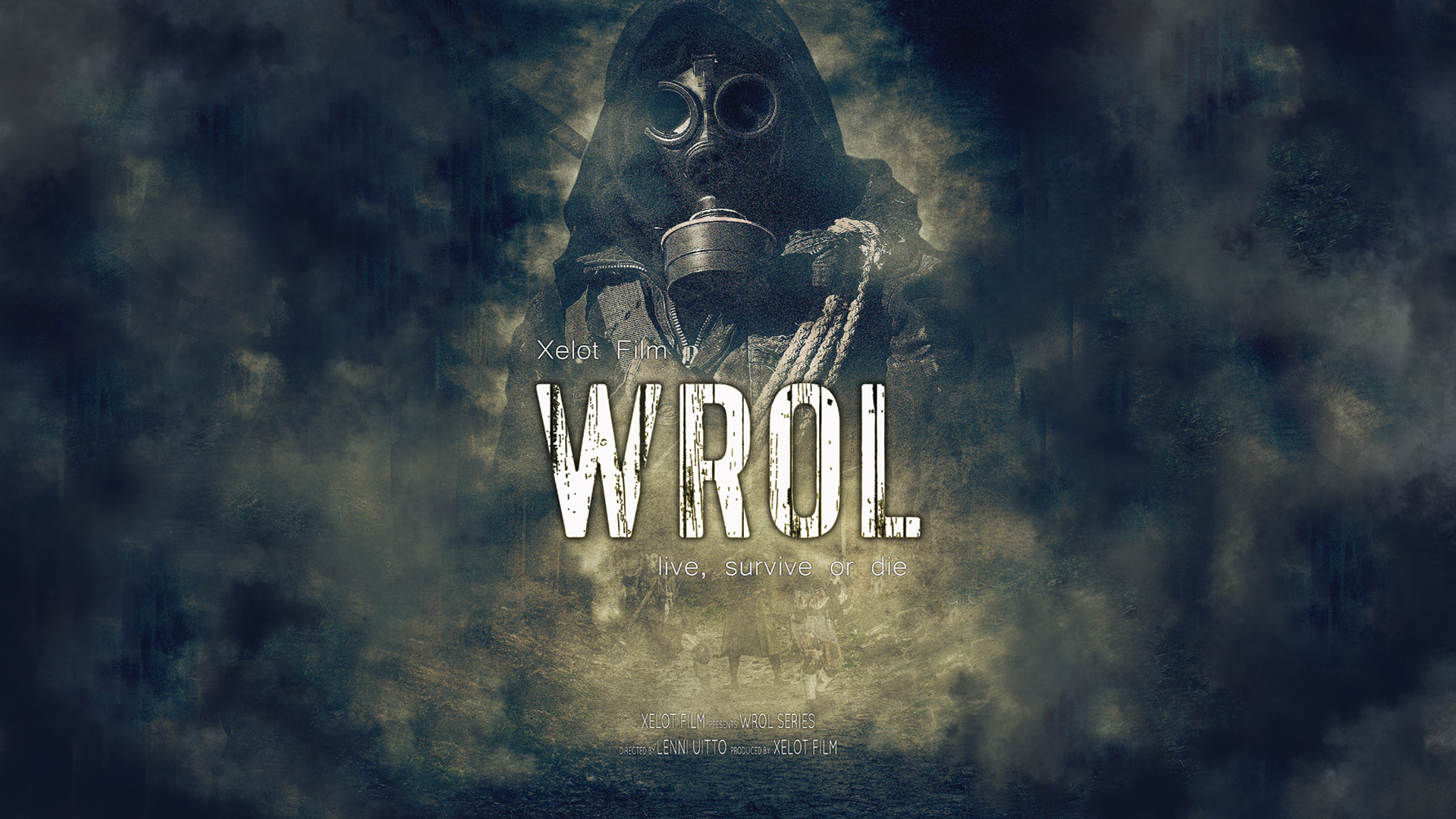 WROL Series 2016-???? Currently in production the award winning series WROL can be watched at http://wrolseries.com
