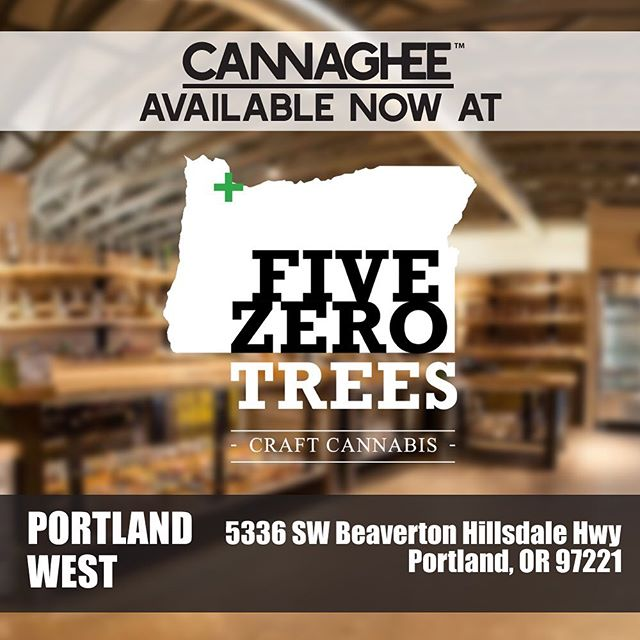 Portland Oven is now available at @fivezerotreespnw West! Premium selections, awesome budtenders, and great vibes. Thank you!  #fivezerotrees #craftcannabis #cannaghee #edibles #indica #sativa #503 cooking #cannacooking #pnw #beaverton #portland