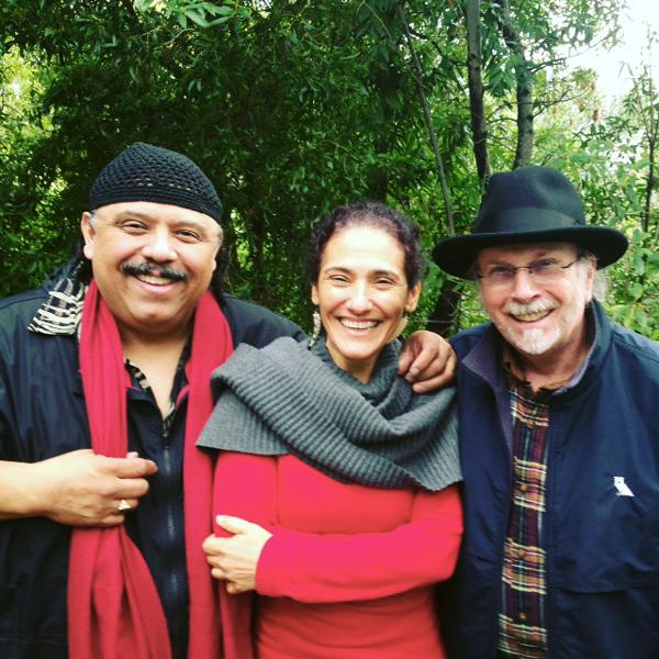 Roy Rogers, Badi Assad and Carlos Reyes
