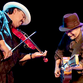 Roy Rogers and Carlos Reyes