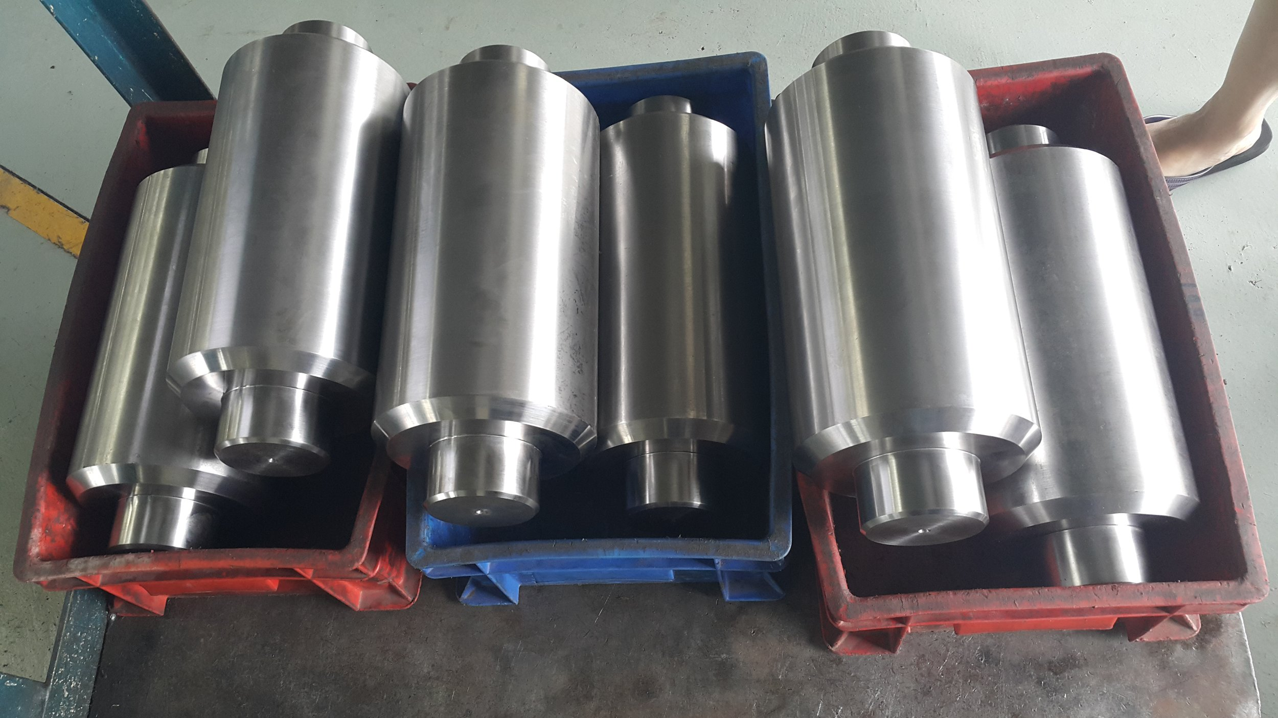 H&T Rollers, SKD11, 35kg/pc