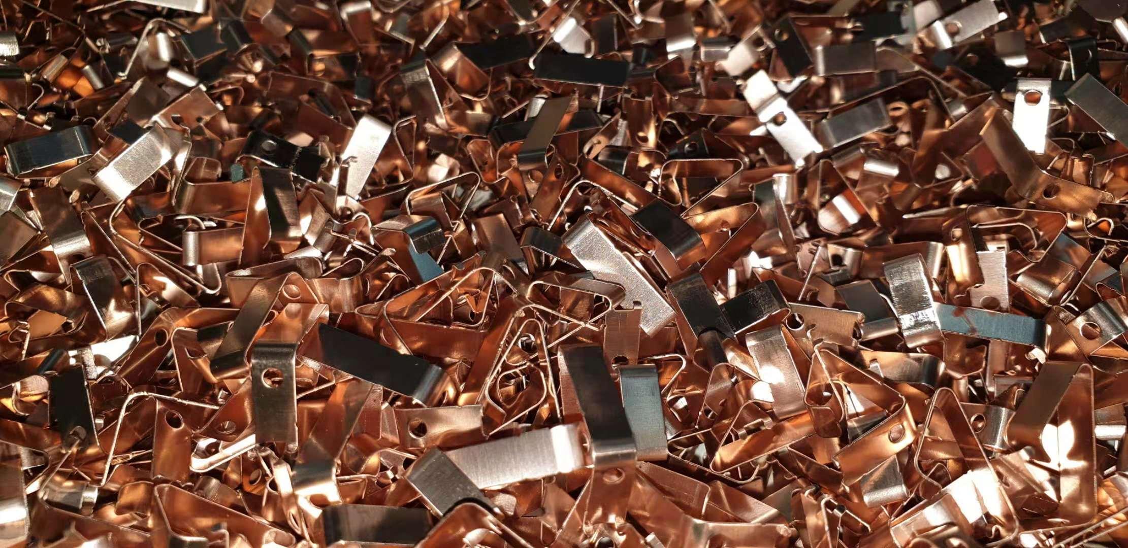 Vacuum Aging of Beryllium Copper