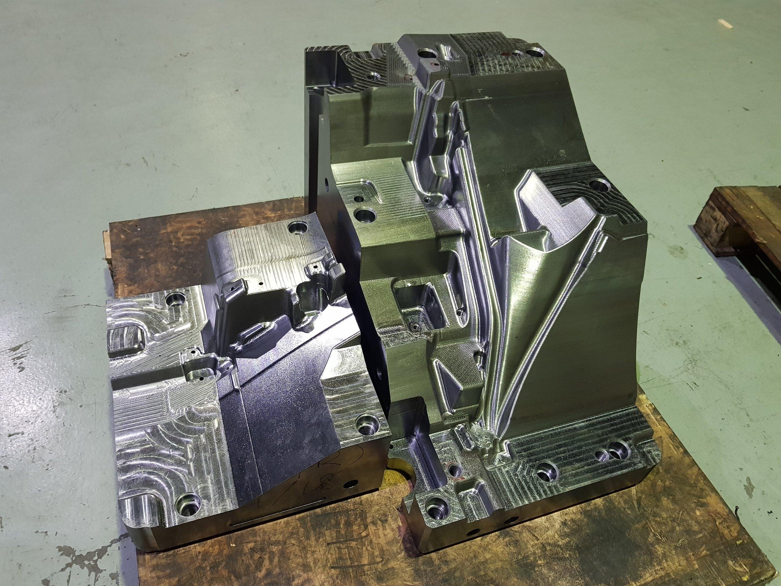 H&T Plastic Mould, 2344, 350kg/pc