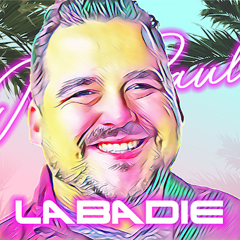 Jon Paul Labadie - JP is our Director & Producer, and also owner/operator of Tampaniac Pictures, a full scale film production company. He enjoys being hollered at by Eric and shirtless horseback riding.