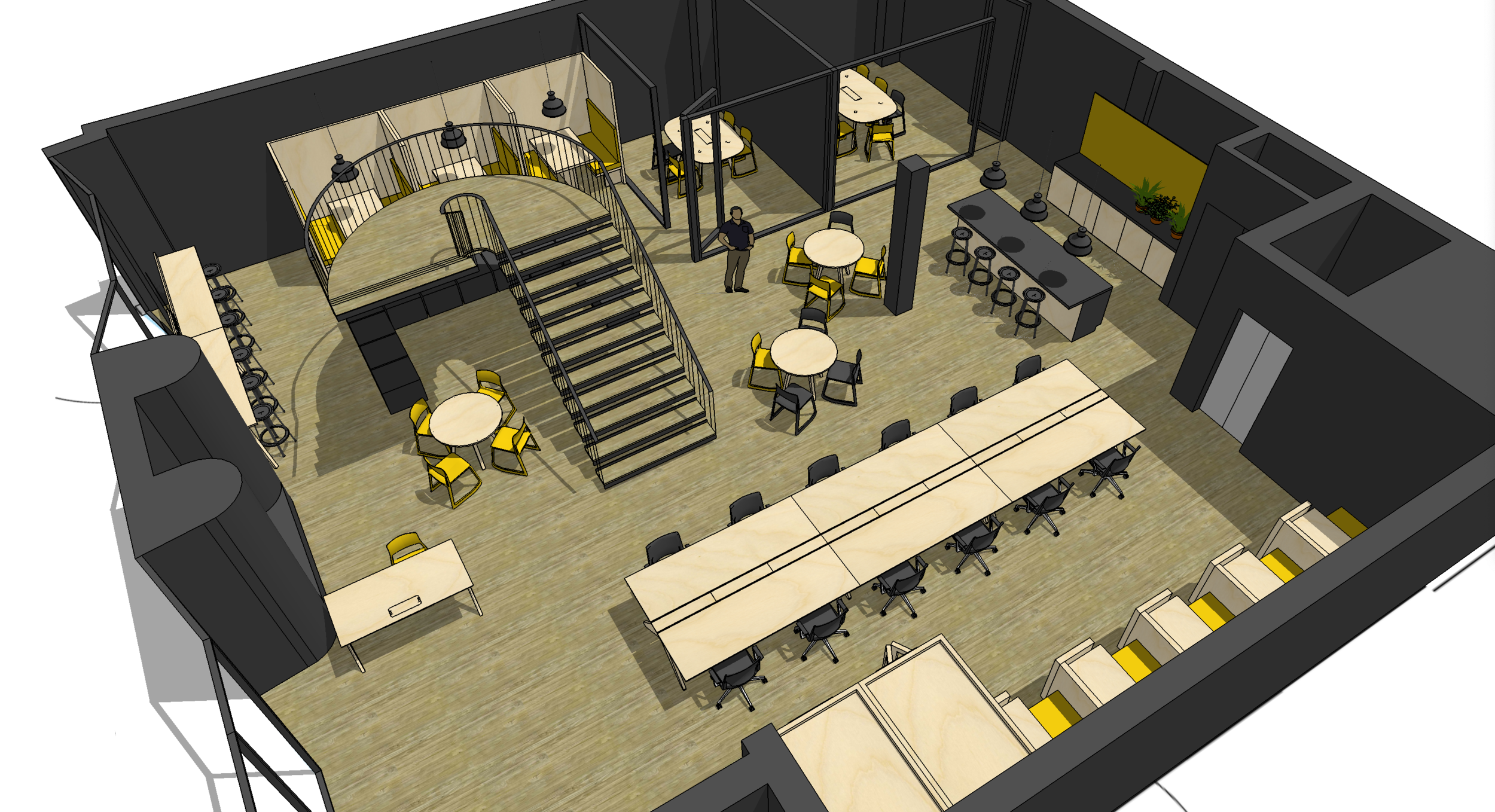 This is what the future of offices looks like and we're bringing it to Bromley