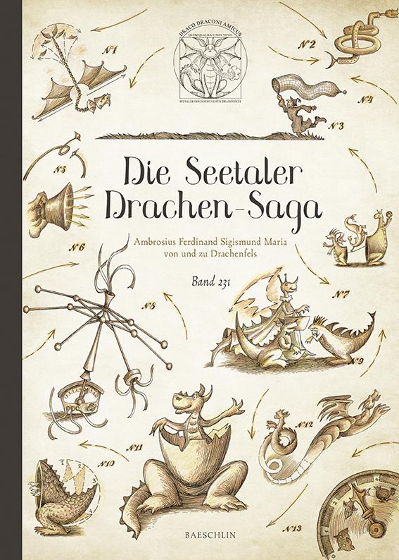 Drachen Saga Buch