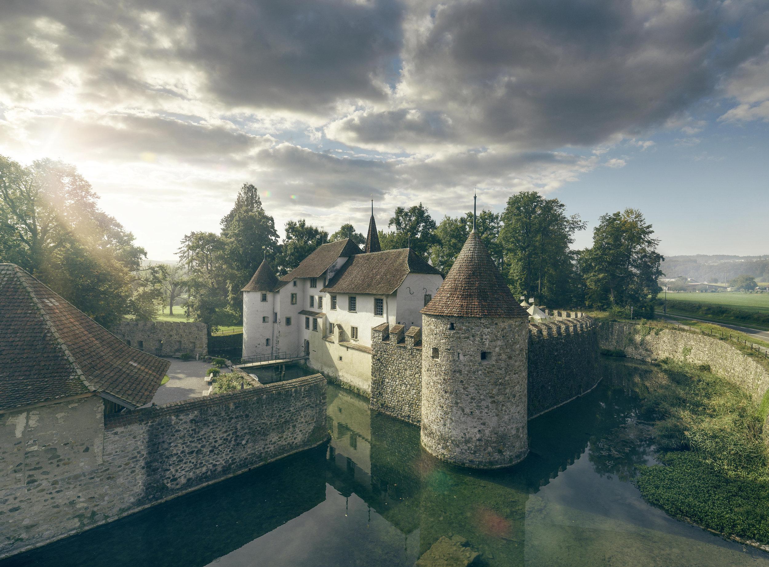 Schloss Hallwyl / © Michel Jaussi, Aargau Tourismus