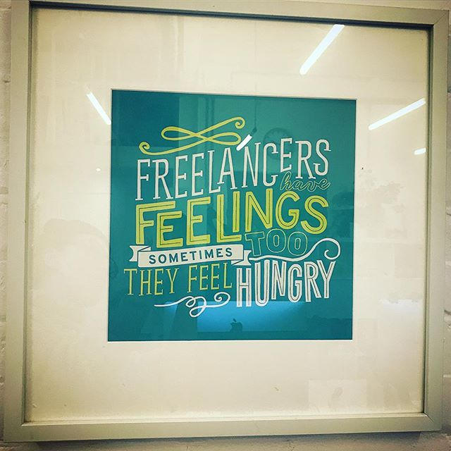 Why I absolutely 💖 working at Little Hawk as a Freelancer #londonlivingwageaccredited