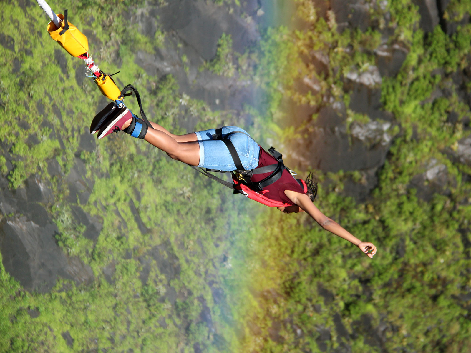 Image source:  Bungee Jump Victoria falls