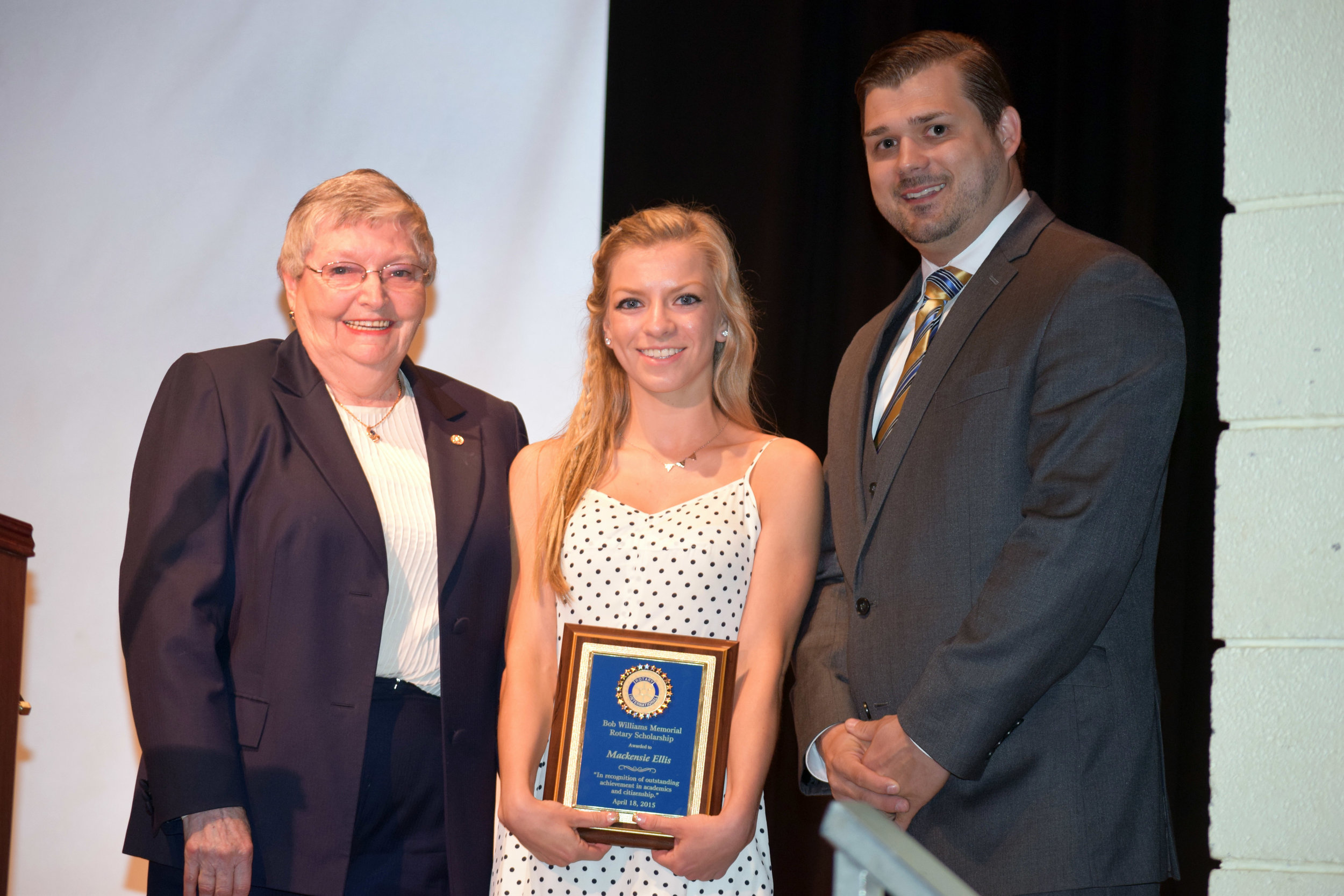 2015 Bob Williams Scholarship Winner.jpg