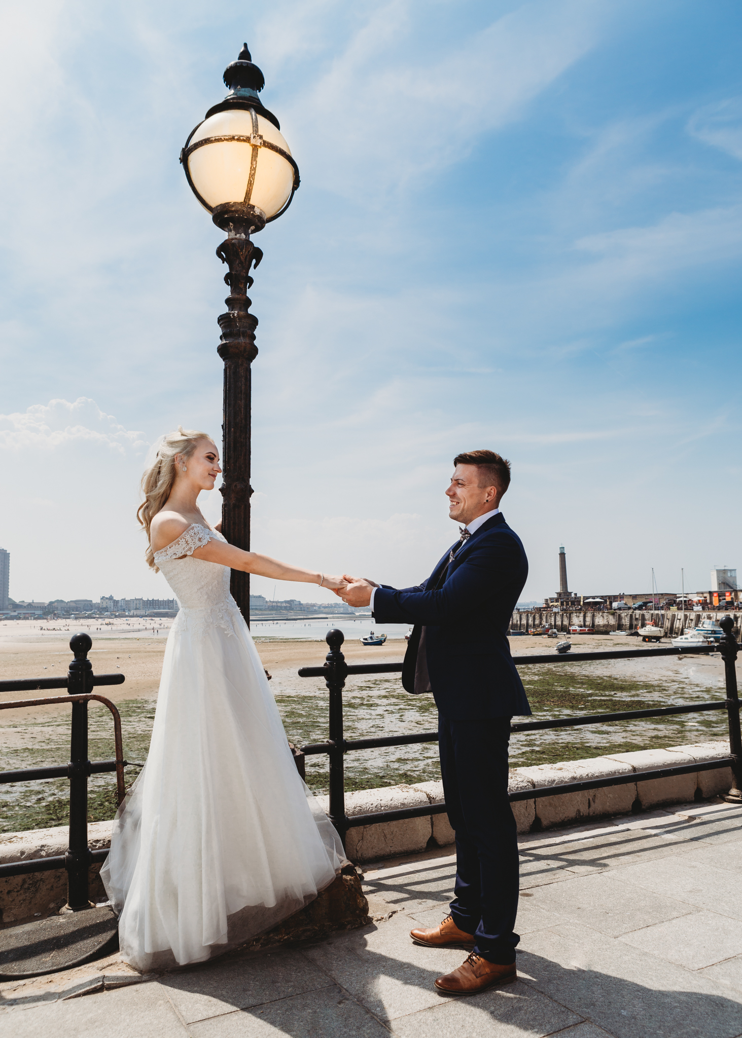Standart - £850● Pre-wedding consultation.● Engagement photo shoot*● Full day coverage from bride/groom getting ready to first dance (aprox. 9-10 h coverage).● Proof and photo selection by customer before start editing.● 250 – 300+ digital high resolution images on a personalised USB stick in a keepsake box. Online gallery for 6 months.