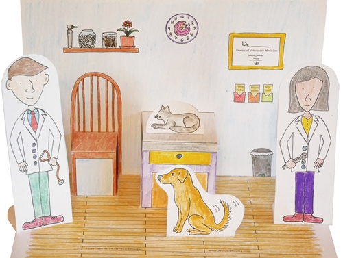 Click Here for the Exam Room playset!