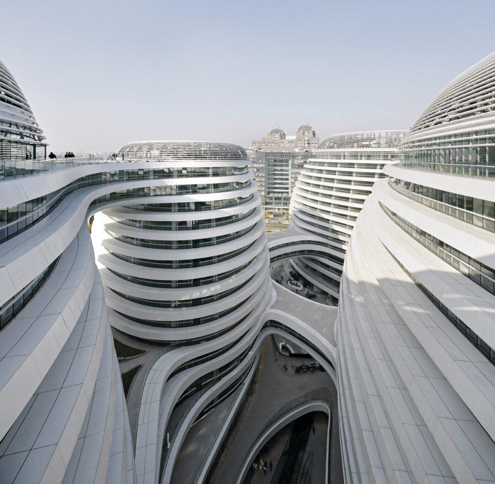 ZAHA HADID: MOTHER OF MODERN ARCHITECTURE