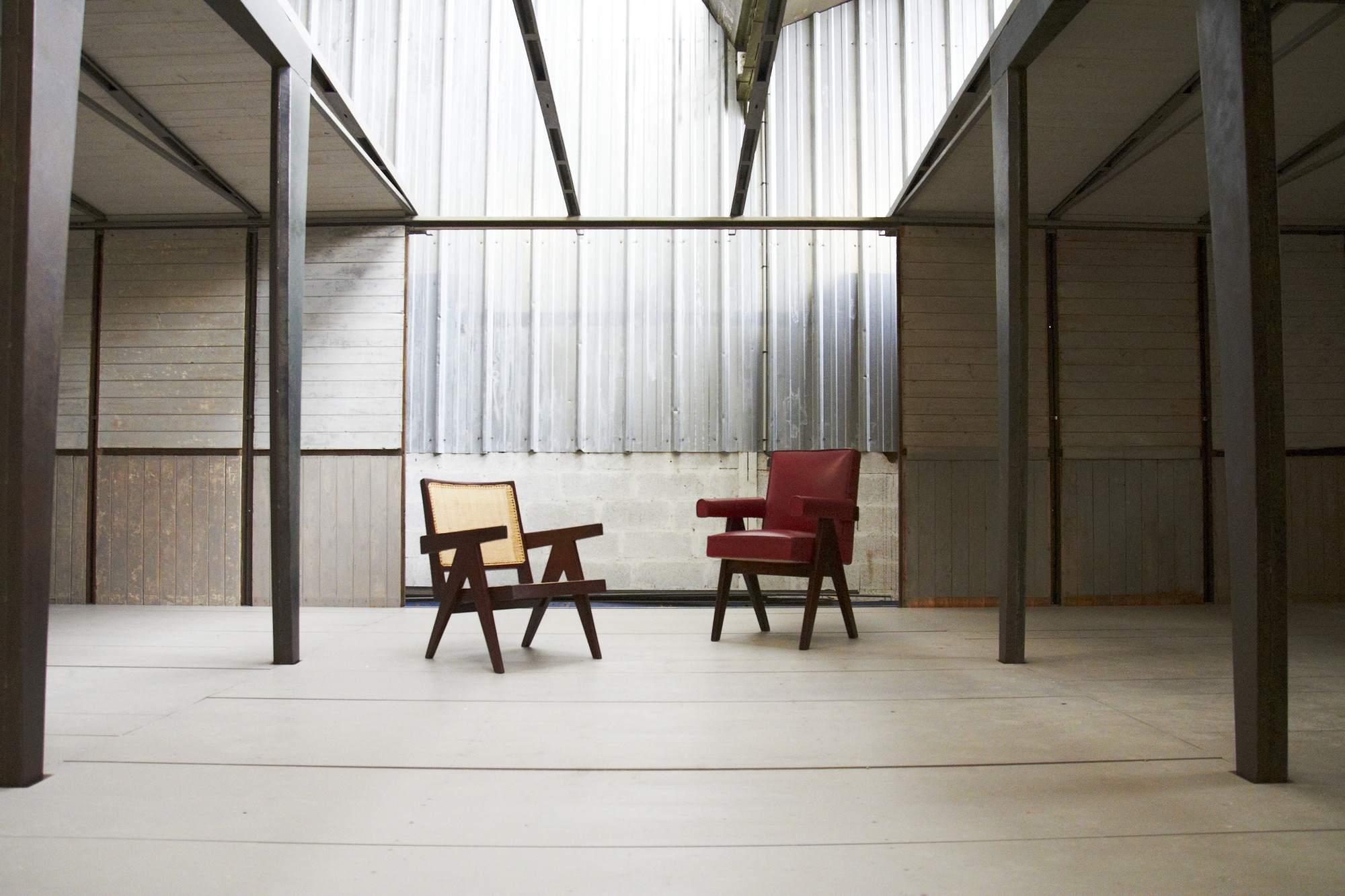 1._Prouve_House_with_Easy_Armchair_Chair_and_Committee_Chair_by_Jeanneret.jpg