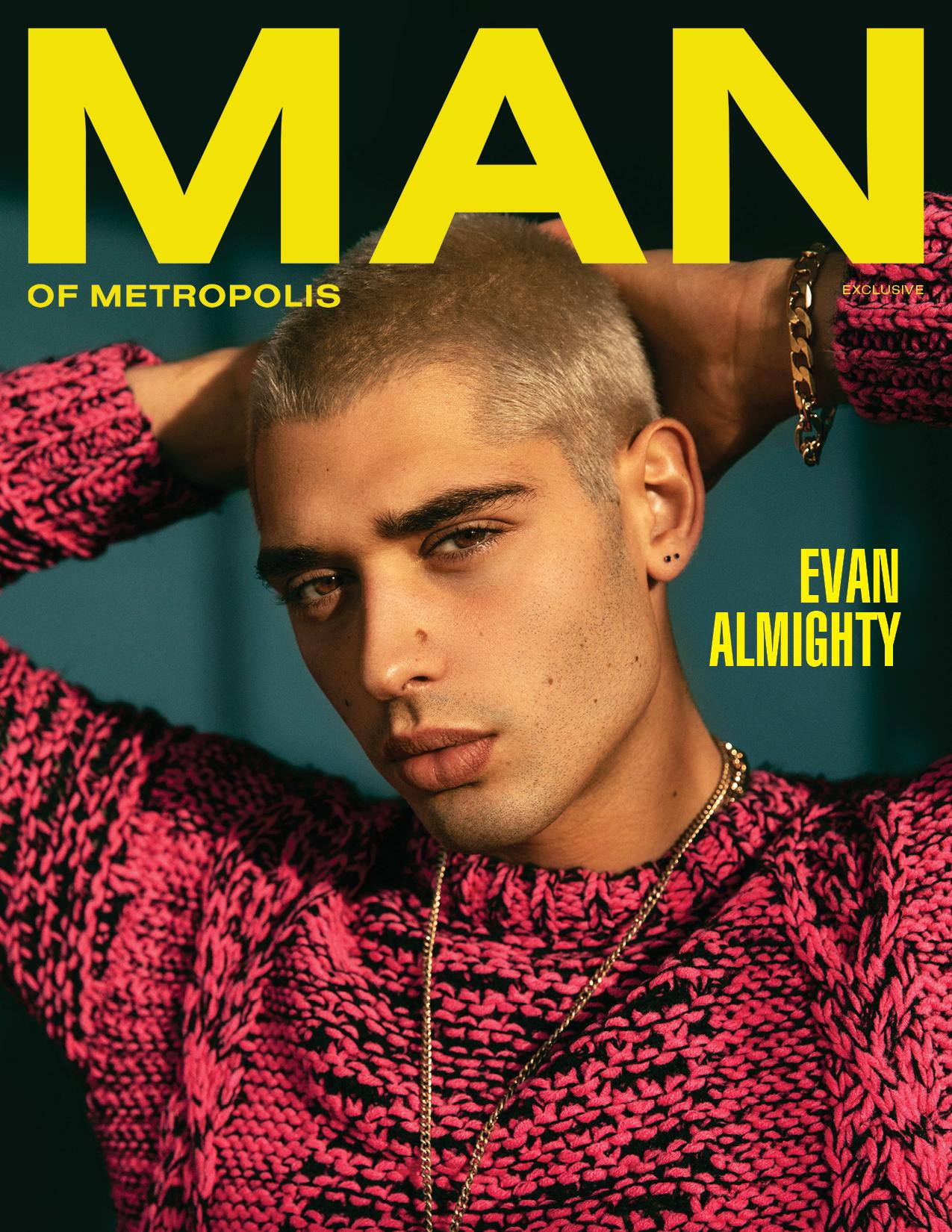 Evan Almighty - MAN of Metropolis