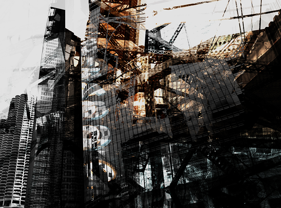 "Nick Haas - Daybreak 80"" x 60"""