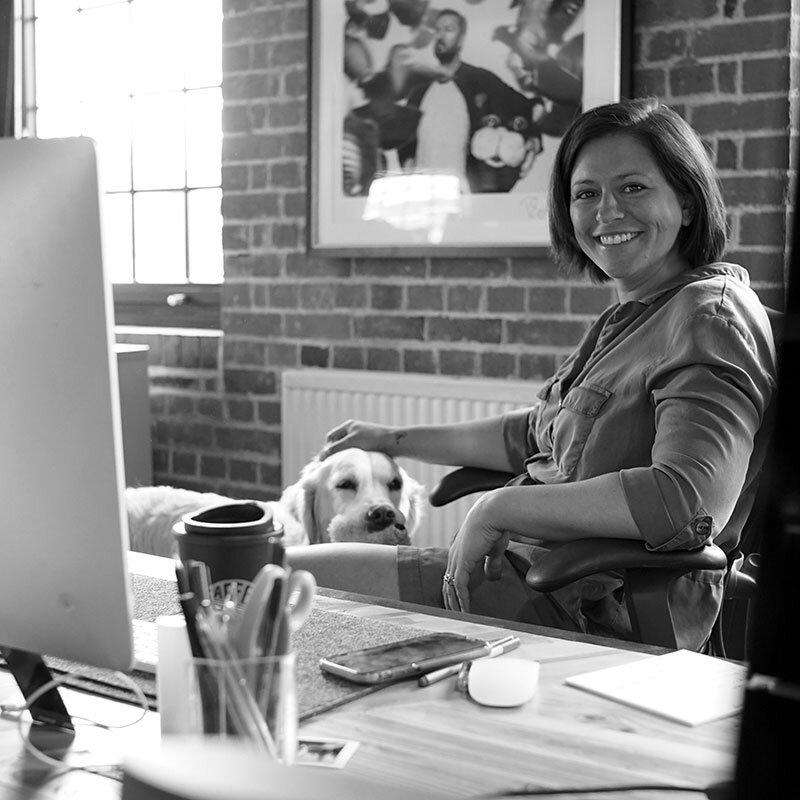 Helene Menardi, Head of Production