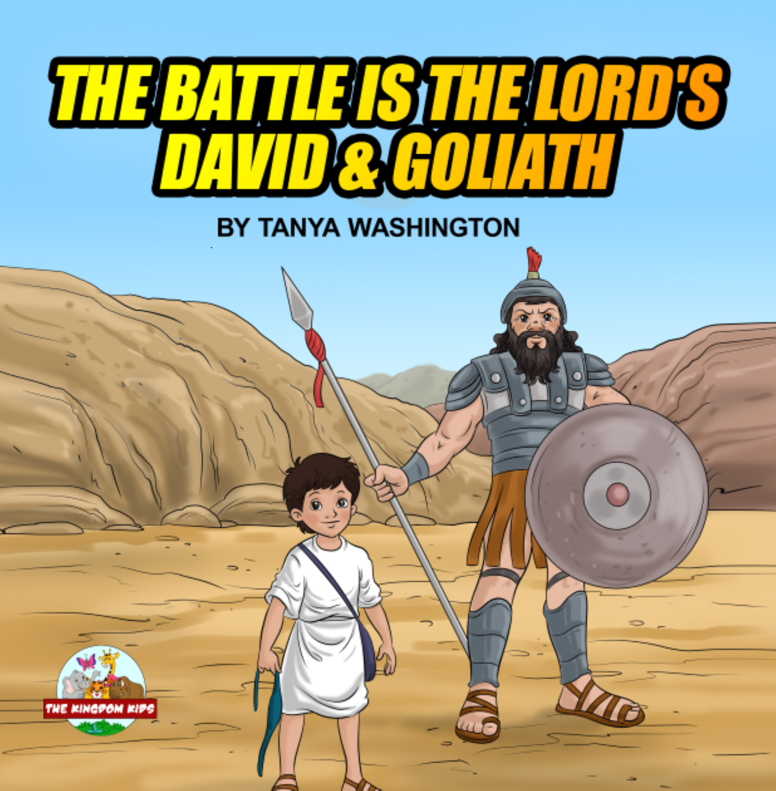 The Battle is the Lord's David & Goliath.png