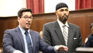 At a bail hearing -