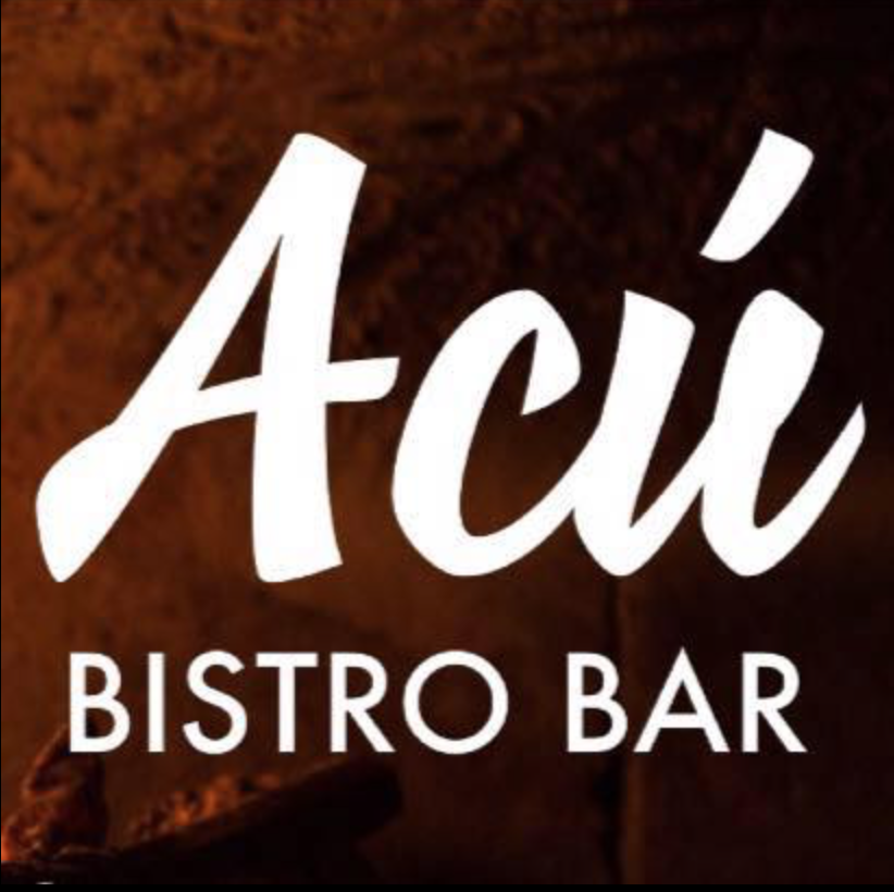 Acú Bistro Bar , Lunch & Dinner  21715 I-10 #111, San Antonio, 78257  P 210-530-1190    Acú's Dinner Menu    (Available from 5pm - 9pm)    Call for Reservation