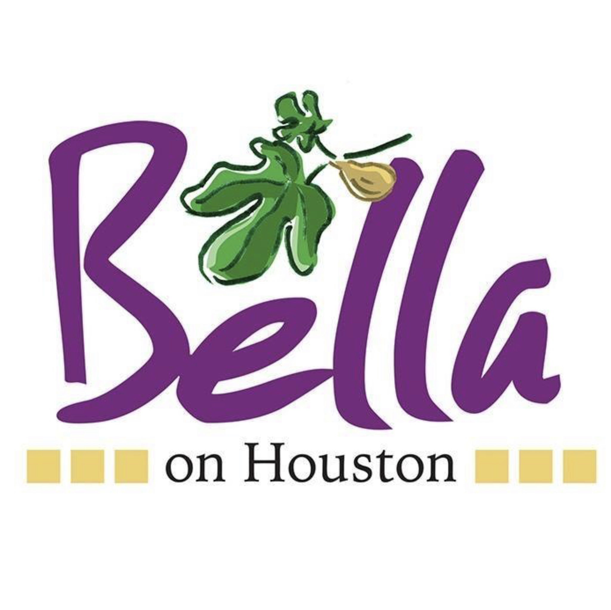 Bella on Houston , Dinner  204 E Houston St, San Antonio, 78205  P 210-404-2355    Bella on Houston's Dinner Menu     Call for Reservation