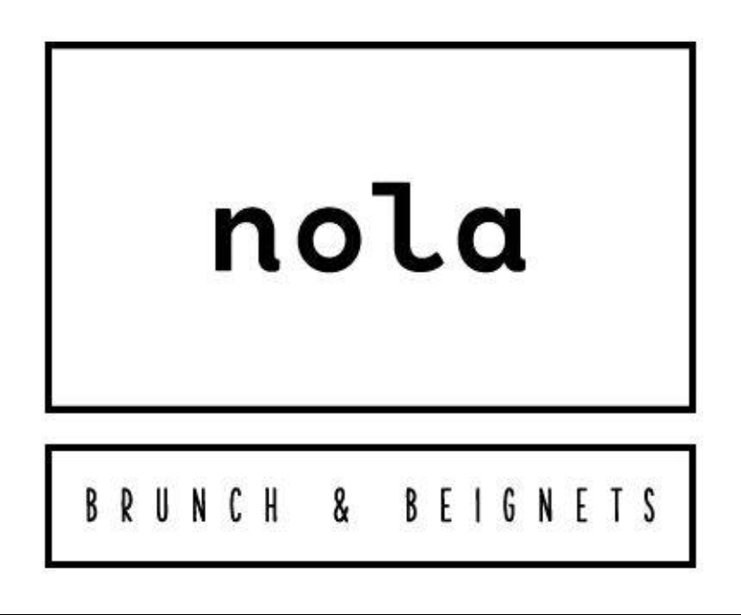 Nola Brunch & Beignets , Lunch  111 Kings CT., San Antonio, 78212  P 210-320-1572    NOLA's Lunch Menu    (Available Tue - Sun from 8am - 2pm)