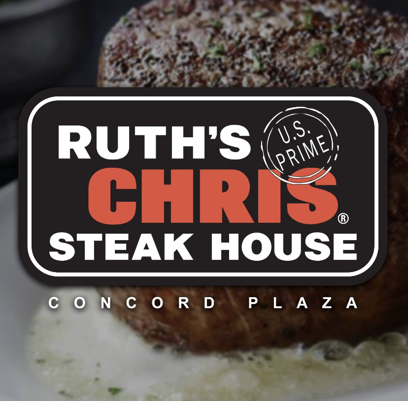 Ruth's Chris Steak House – Concord Plaza , Lunch & Dinner  7720 Jones Maltsberger, San Antonio, 78216  P 210-821-5051    Ruth's Chris Steak House - Concord's Lunch Menu (Friday Only)      Make a Reservation on OpenTable