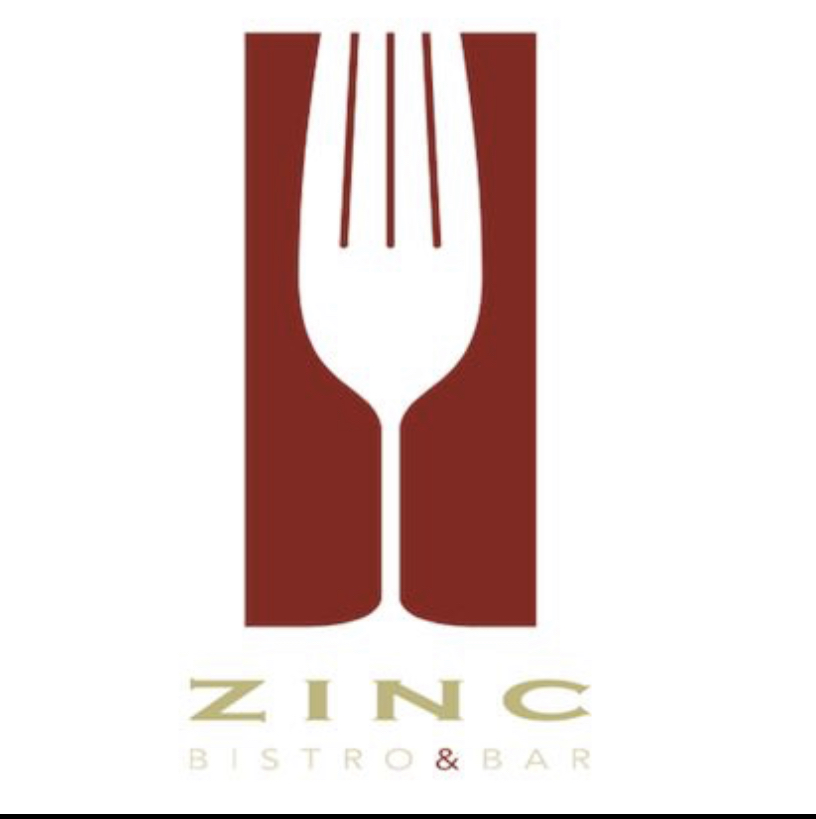 Zinc , Lunch & Dinner  207 N Presa, San Antonio, 78205  P 210-224-2900    Zinc's Dinner Menu      Make a Reservation on OpenTable