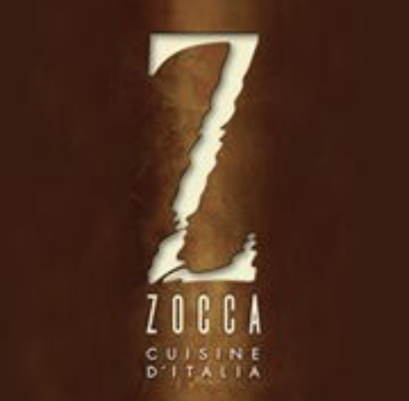 Zocca Cuisine d'Italia , Lunch & Dinner  420 W Market, San Antonio, 78205  P 210-444-6070    Zocca's Dinner Menu      Make a Reservation on OpenTable