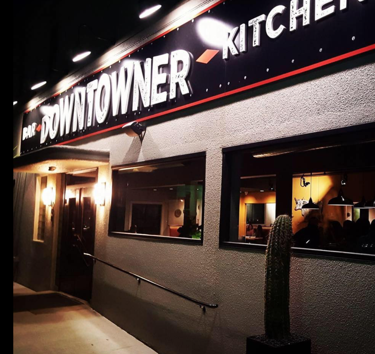 The Downtowner , Dinner  208 S. Castell, New Braunfels, 78130  P 830-627-9080
