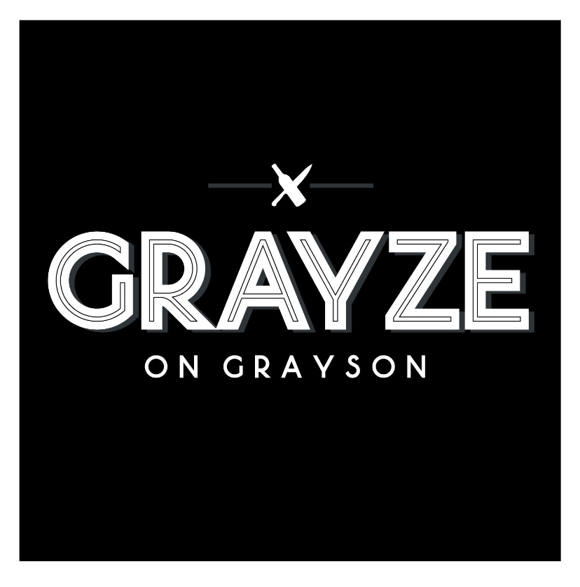 Grayze , Saturday and Sunday  521 East Grayson Street, San Antonio TX 78215 P 210-481-8776 W   Grayze's Lunch, Brunch, and Dinner Menu   ($15/$25 – Sunday Brunch/$35)   Menu:   Make A Reservation