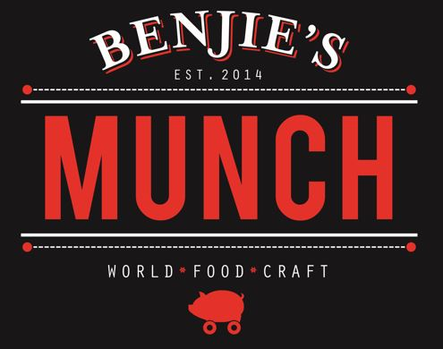 Benjie's Munch, Lunch Only - Available all day (CLOSED SUNDAY)   1218 W Bitters Rd Suite 107, San Antonio, 78216  P 210-556-8624    Benjie's Lunch Menu     Hours of Operation:   Mon-Fri: 11am - 8pm Sat: 11am - 3pm Sun: CLOSED