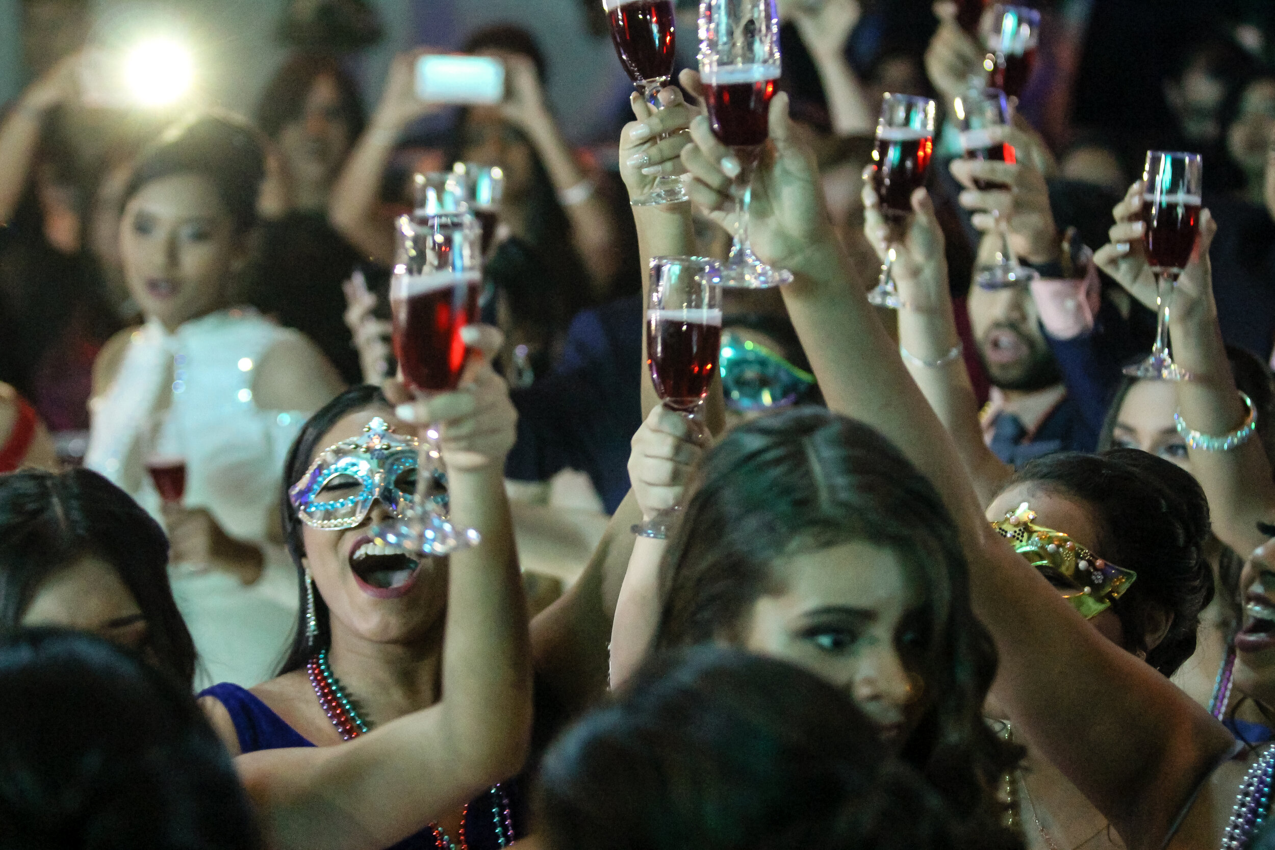 Saturday, September 28 | Masquerade Late Party  La Cantera Resort - Grille 254 10:00pm | $20   Not quite done yet? Head over to Grille 254 and settle in for some late night bites and some cocktails.      BUY TICKETS!