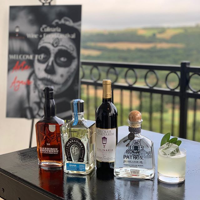Three more events just sold out! Snag your tickets today before they're gone! Today's pick: Arte Agave. There will be tequila, tequila and more tequila! #arteagave