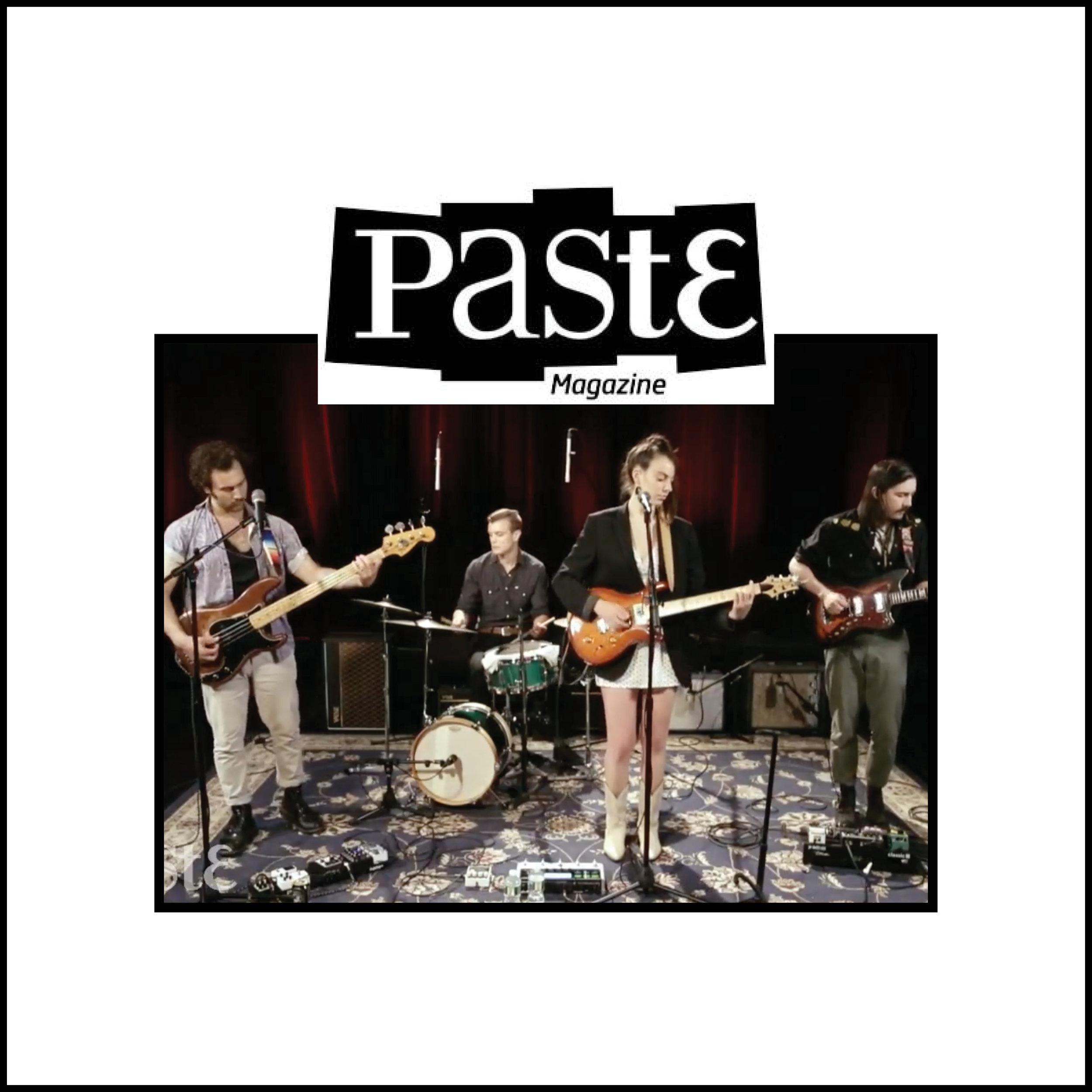 Link -  Paste Live Session