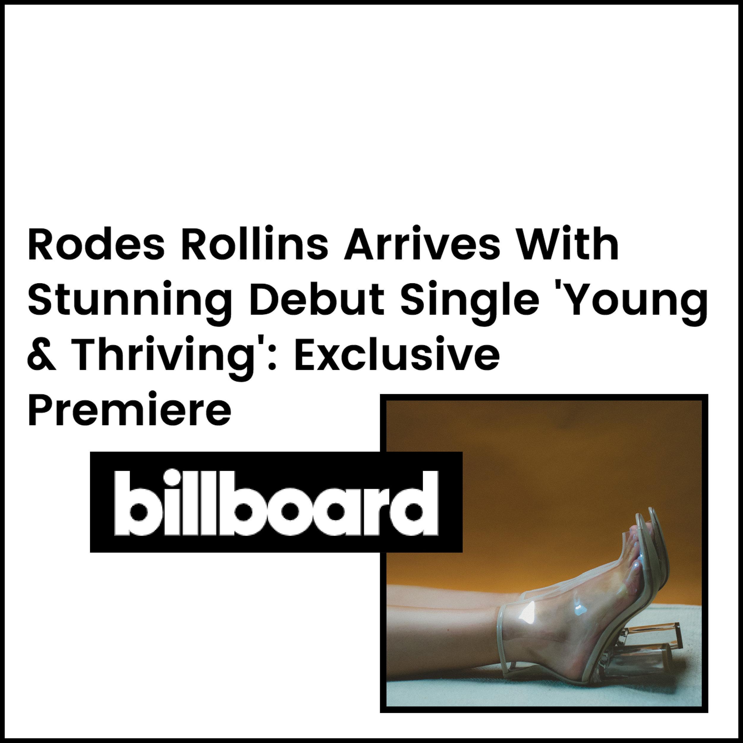 Link -  Billboard Premiere