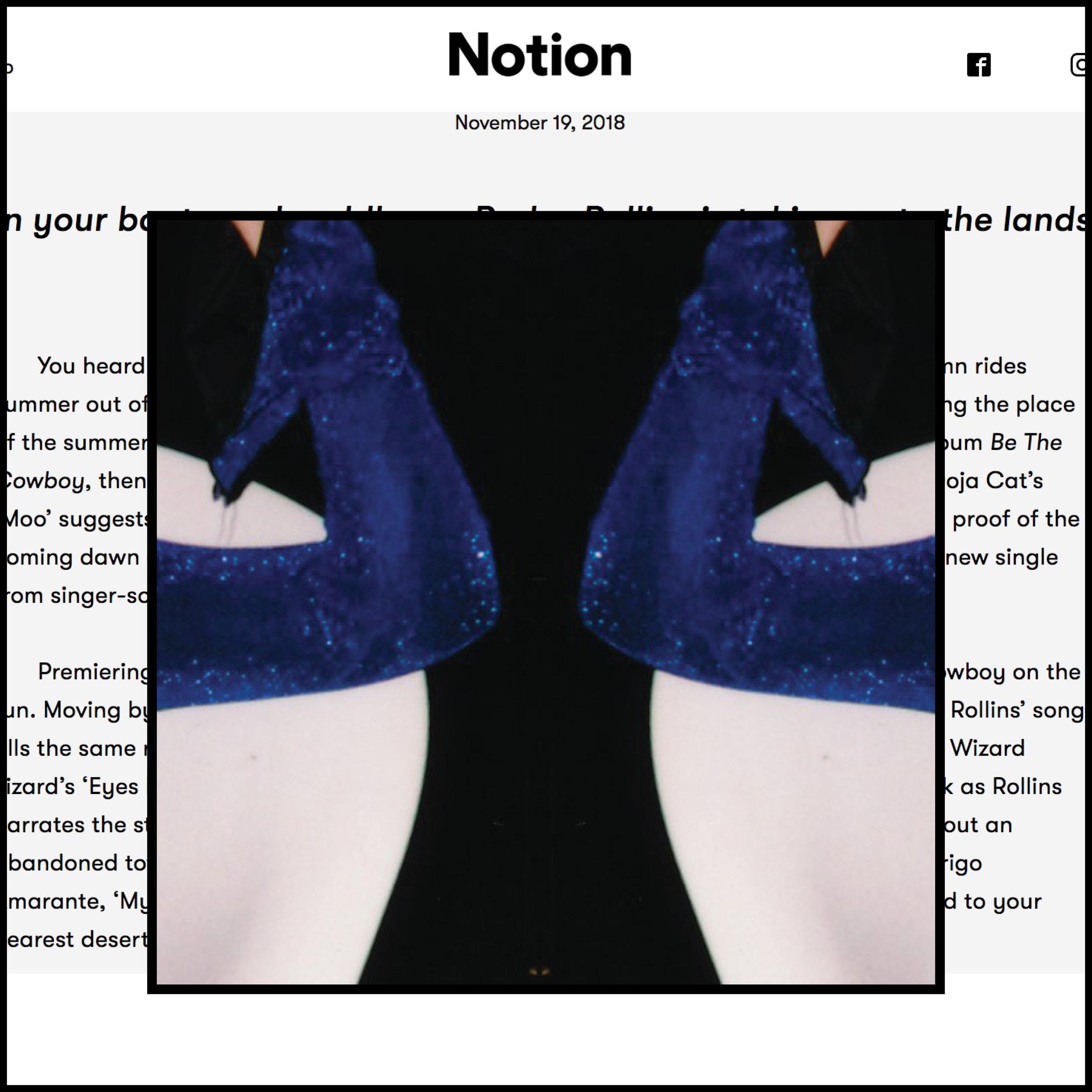Link -  Notion