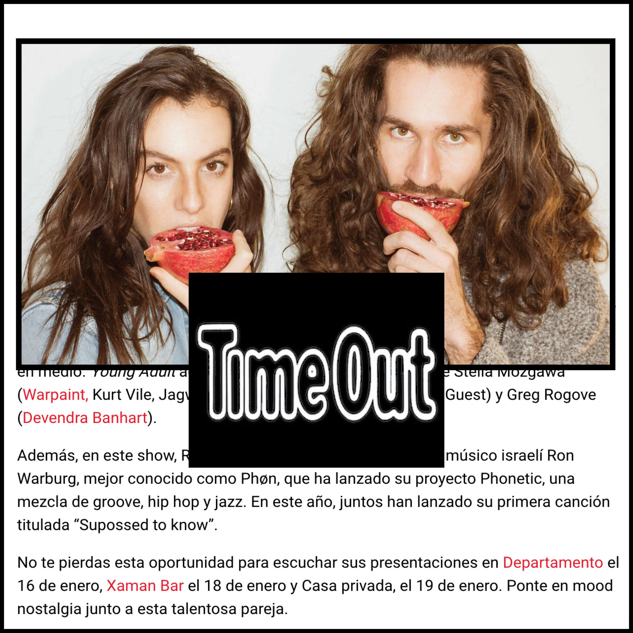 Link -  Time Out