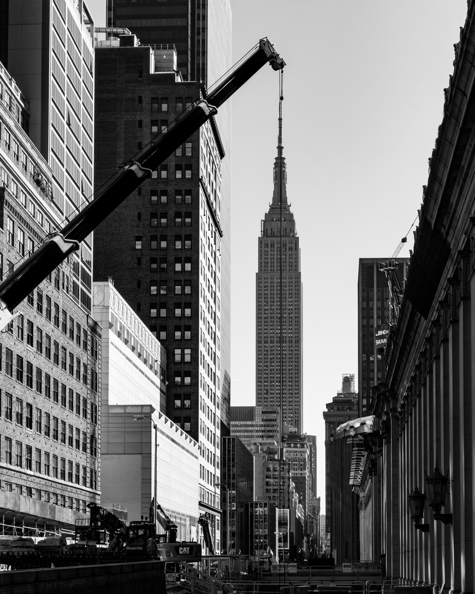 Empire State Building, NYC, 2017