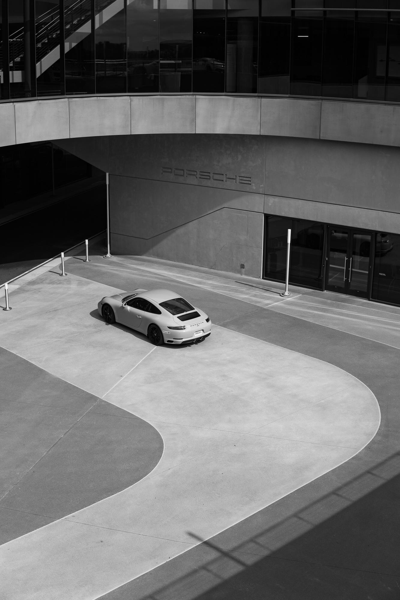Porsche Experience Center, Atlanta, 2018