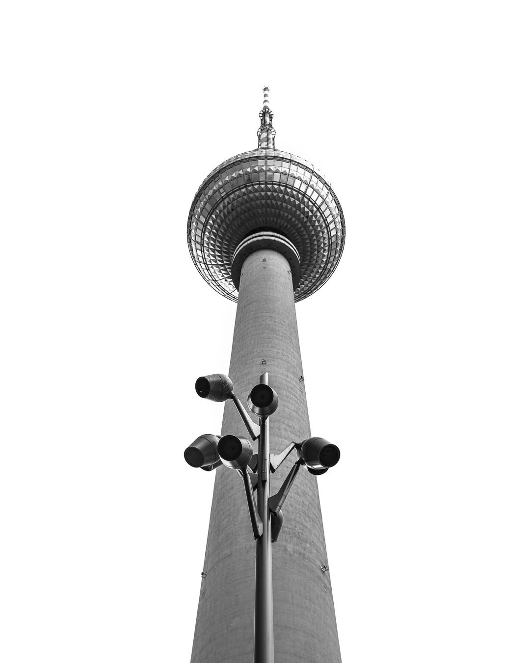 Berliner Fernsehturm, 2018