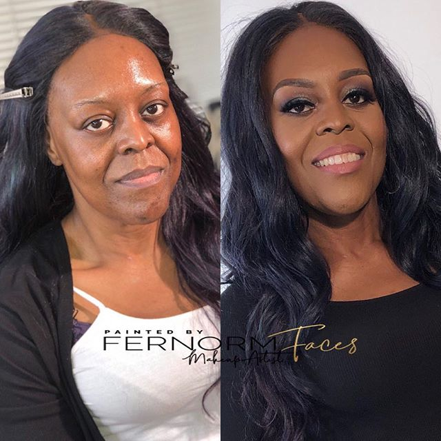 My makeup application is the filter. #nofilterneeded ⚜️⚜️⚜️⚜️⚜️⚜️⚜️⚜️⚜️⚜️⚜️⚜️ Beautiful transformation on my client for her birthday shoot.  Book your PAINT‼️ LINK IN BIO ‼️‼️ #paintedbyfernormfaces #fernormenalbeauty #makeupartist #dallasmua #expensiveskin #luxurymakeup #beforeandaftermakeup